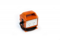 10 amp power board orange