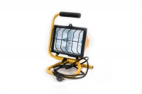 Single 500w flood light
