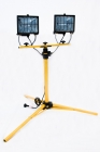 Twin 500w flood light